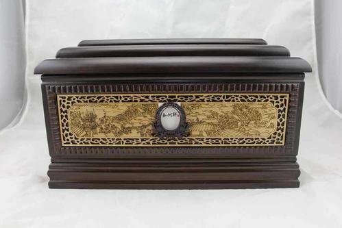 克拉瑪依規格齊全骨灰盒價格便宜「新疆龍興德商貿供應」