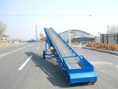 昌吉工业园区原装移动式输送机价格合理 创造辉煌 三元机械供应