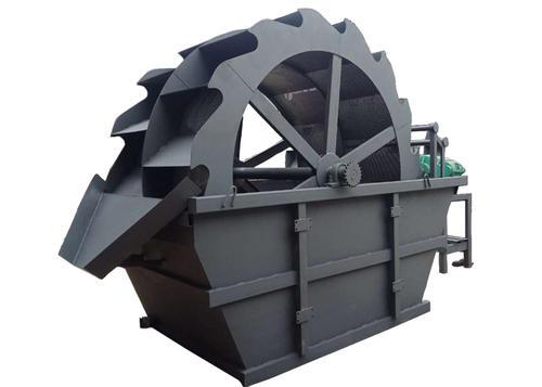 昌吉工业园区震动轮式洗砂机报价 诚信互利 三元机械供应