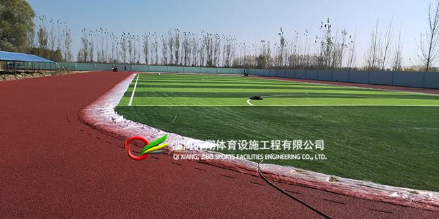 煙臺室外塑膠跑道廠家位置 齊翔體育供應