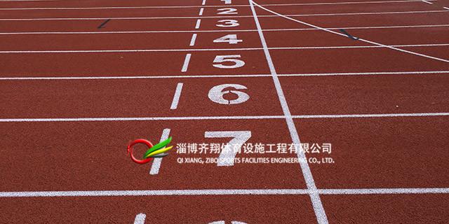 东营塑胶跑道保养「齐翔体育供应」
