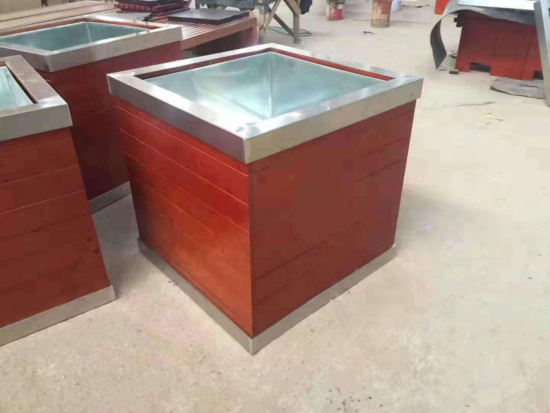 深圳PVC护栏花箱销售厂家