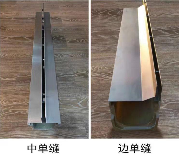 湛江不锈钢缝隙式水沟厂家