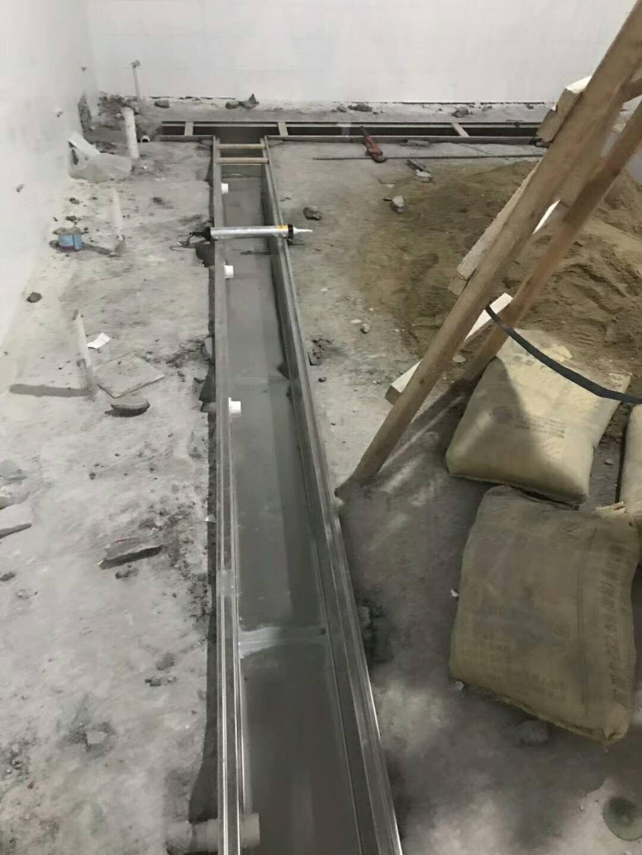 厦门不锈钢线性水沟格栅盖板