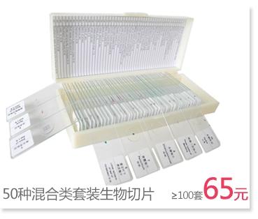 库存显微镜生物玻片制造厂家「维克科教供」