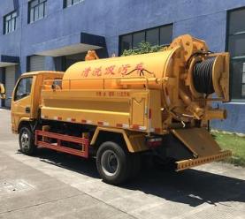 崇明区管道疏通车「南京欧冠汽车科技供应」