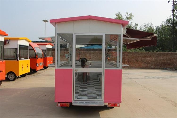 瓜果蔬菜移动车电话「河南健晟新能源餐车供应」