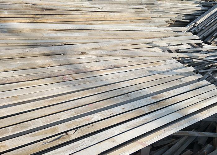 张店区方木回收 服务为先「博发物资供应」