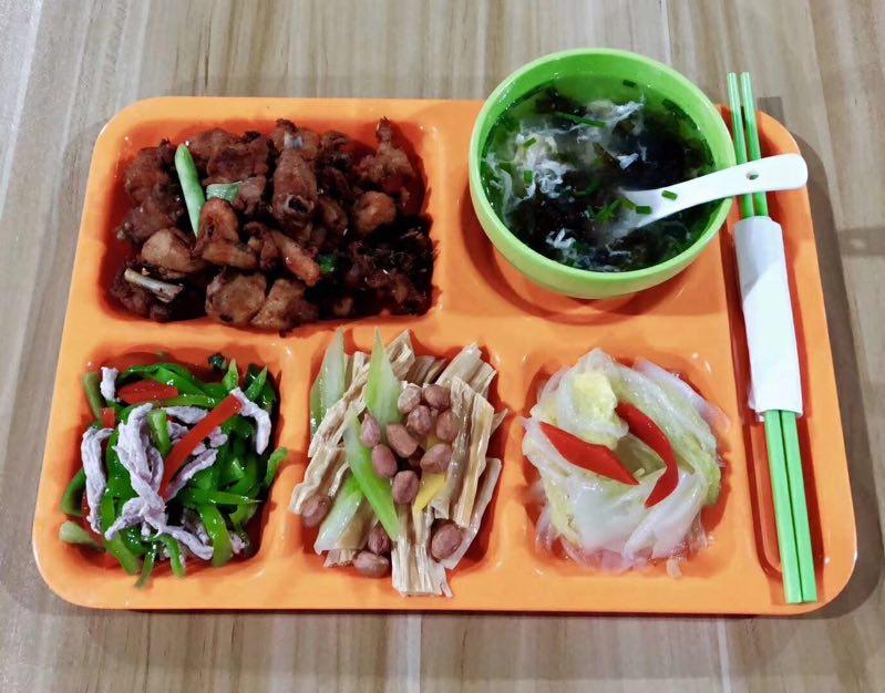 上海口碑好员工食堂托管源头直供厂家