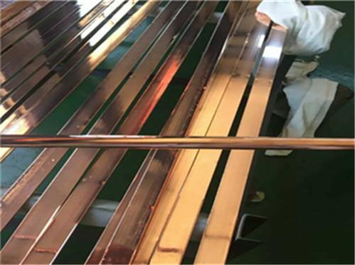 江苏镀铜扁钢专业供应商 苏州屹新新材料科技供应