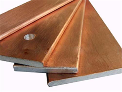 常州镀铜扁钢厂家供应 苏州屹新新材料科技供应