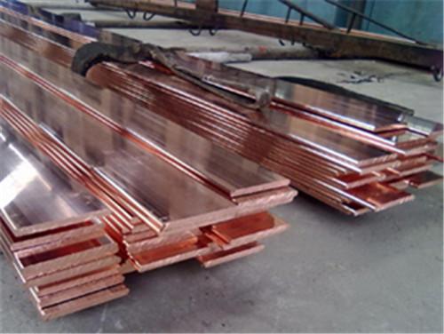 扬州镀铜扁钢厂家定制 苏州屹新新材料科技供应