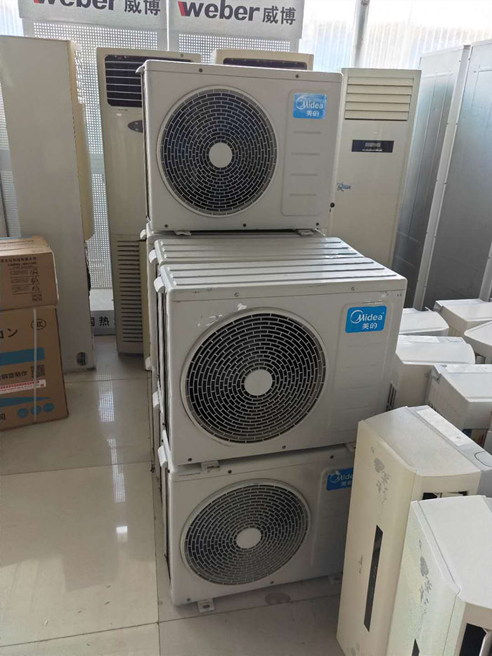 南召二手空调安装「南阳市涵越电器供应」