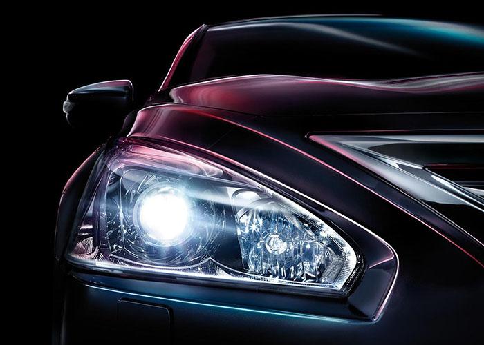 **LED汽車大燈制造廠家「上海漢雷光電科技供應」