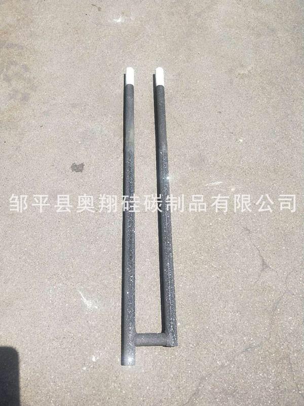 西藏双螺纹硅碳棒 邹平奥翔硅碳供应