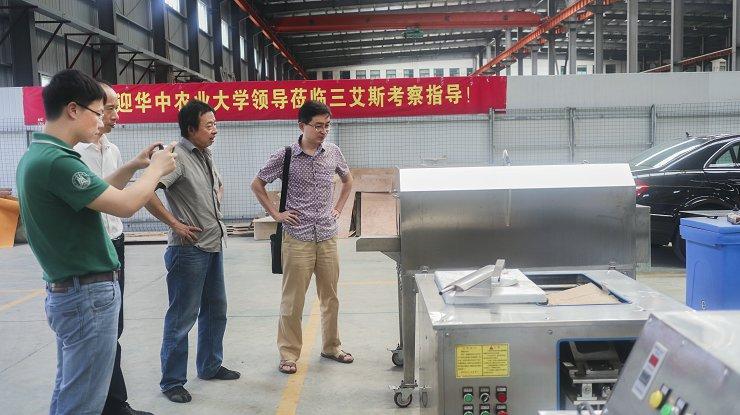 自动鱼去中骨机上门安装 创造辉煌 安徽三艾斯机械科技供应