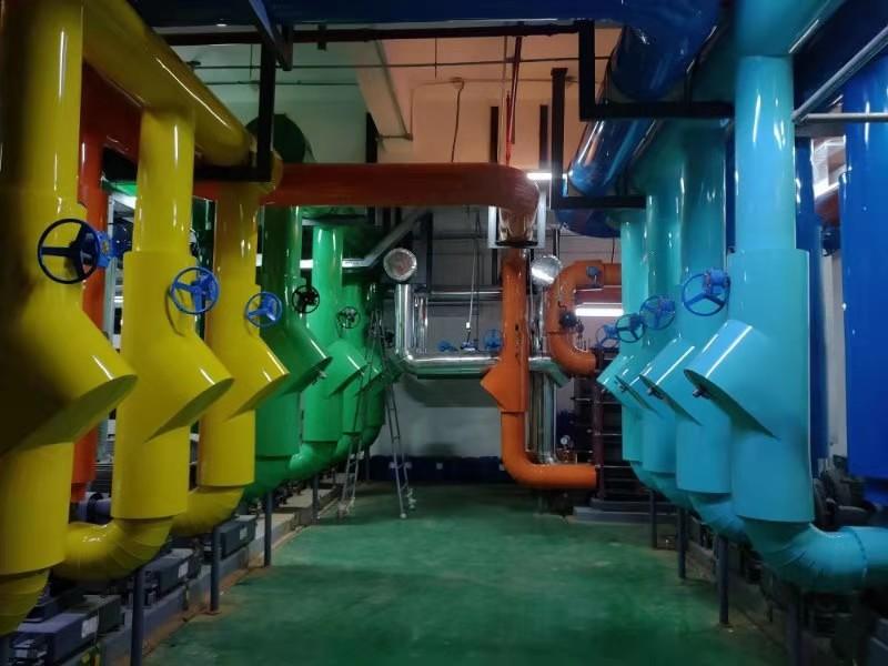 静安区PVC管道美化工程彩壳PVC