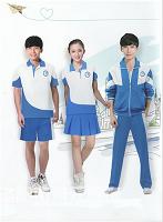 汝阳中学生运动服