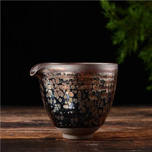 昆明优质公道杯需要多少钱「南平市建阳区水吉镇途豪建盏陶瓷供应」