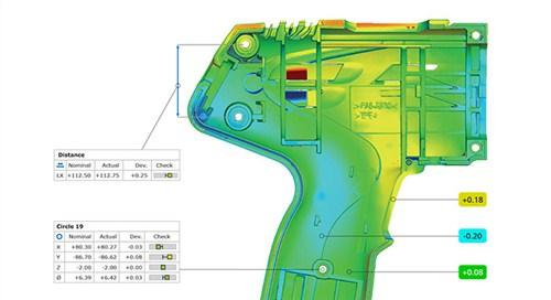 天津优质轮廓度检测专业团队在线服务 服务至上「昆山准信三维科技供应」