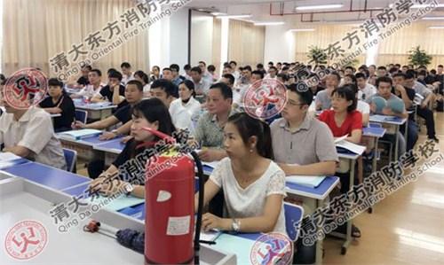 盘龙区二级消防培训花多少钱 值得信赖 云南清大东方消防学校