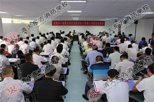 官渡区清大东方消防培训机构 欢迎来电 云南清大东方消防学校