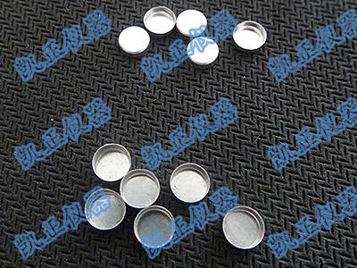 耐馳圓柱鋁坩堝產品介紹