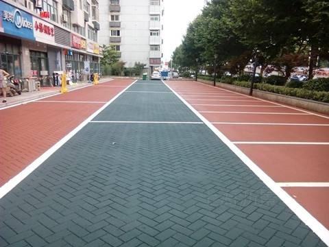 江苏销售彩色透水沥青材料厂家