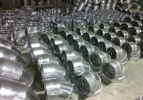 锡山区专用通风排烟管规格尺寸 承诺守信「无锡鑫众辉暖通设备供应」
