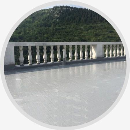沿海堤坝聚脲喷涂