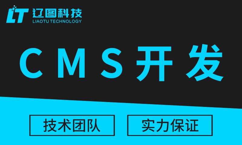 CMS开发企业管理系统ERP订单管理客户管理辽图科技