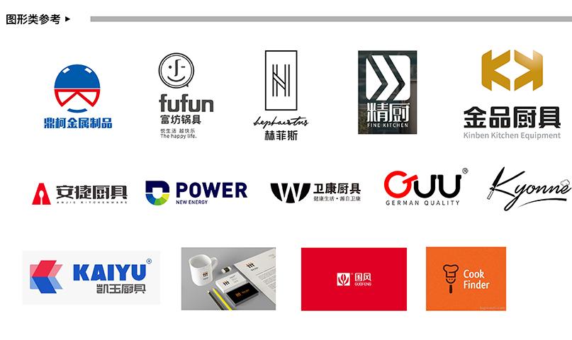 logo定制设计+商标注册