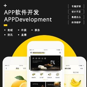 微信公众号开发 小程序制作 手机app开发定制 做软件商城网站制作设计