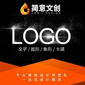简意logo设计