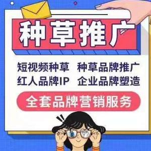 餐饮抖音小红书素人达人种草探店视频拍摄宣传片拍摄整合营销推广口碑宣传