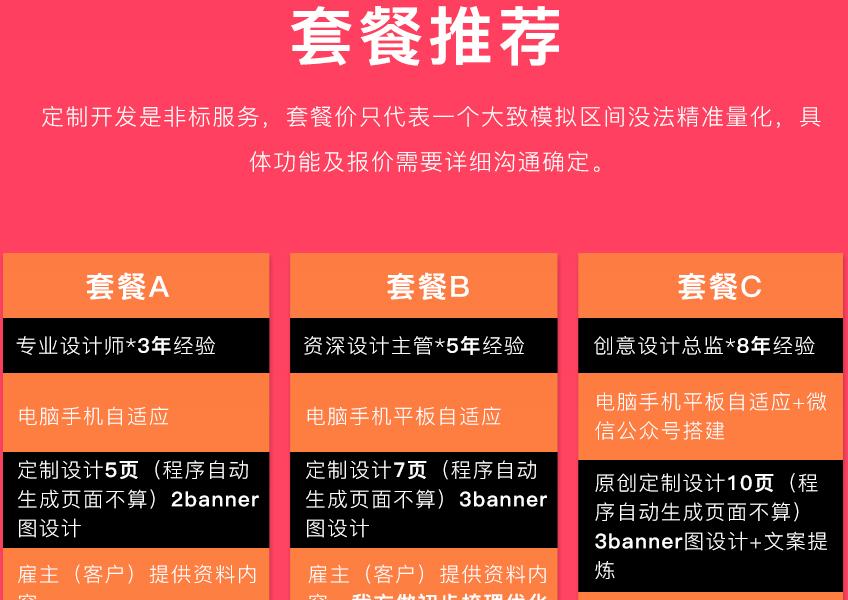 企业官网站建设响应式网站设计公司官网站制作网站开发网站定制