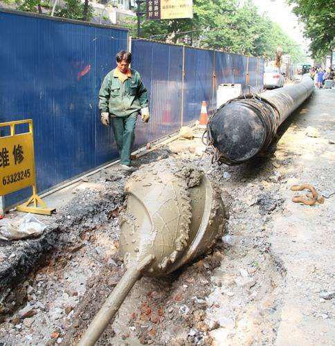 武汉电力管道非开挖式多少钱 客户至上 澄畅管道工程供应