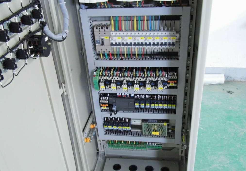 上海动力柜图片「无锡驭量电控设备供应」