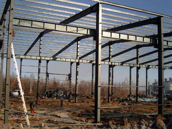 龙港设备钢结构安装,钢结构设计