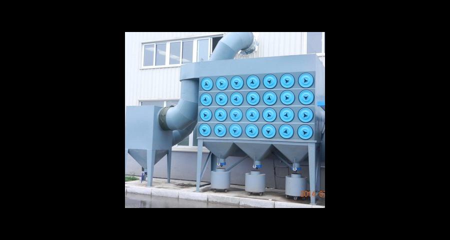 宁波焊烟除尘器处理技术 来电咨询 宁波恒越环保节能科技供应