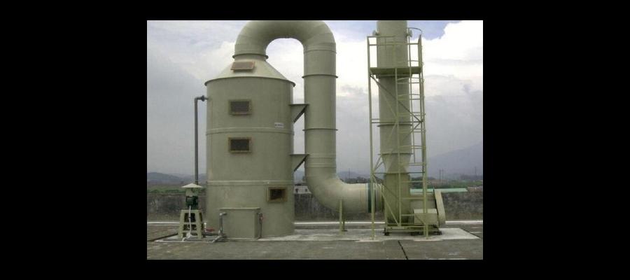 绍兴PP喷淋塔制作 来电咨询 宁波恒越环保节能科技供应