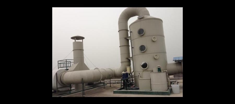 宁海立式喷淋塔制作 信息推荐 宁波恒越环保节能科技供应
