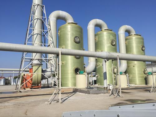立式喷淋塔公司 信息推荐 宁波恒越环保节能科技供应