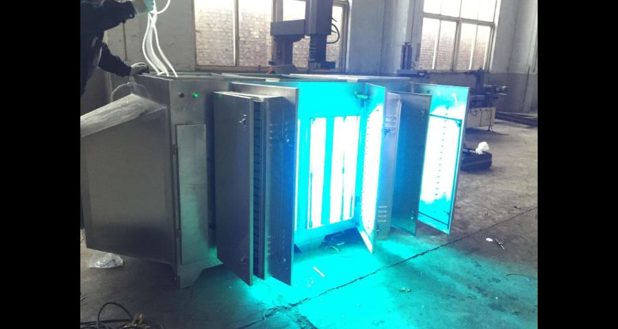 泉州光催化氧化费用 有口皆碑 宁波恒越环保节能科技供应
