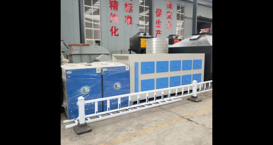 江東碳鋼活性炭箱處理技術