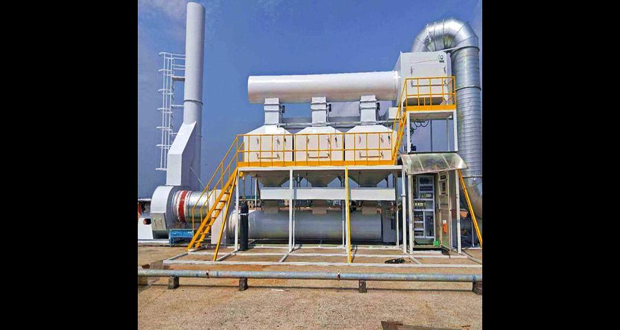 泰州RCO催化燃烧哪家比较便宜 来电咨询 宁波恒越环保节能科技供应