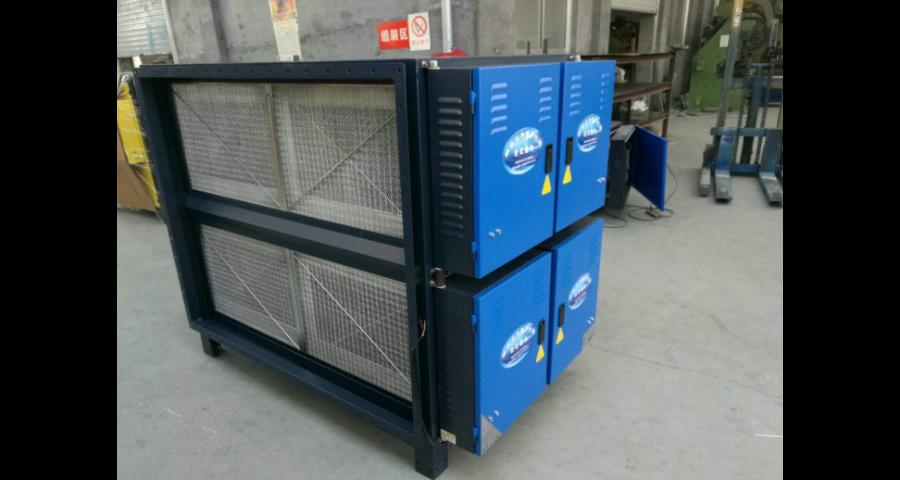 宁波油烟净化器 欢迎来电 宁波恒越环保节能科技供应
