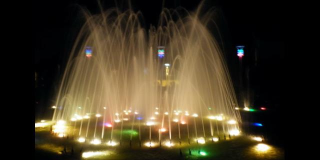 黄石定制喷泉设计公司收费 武汉市鑫承水秀科技供应
