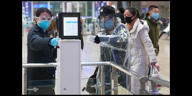 浙江车站测温仪器金属探测安检门在什么样的环境条件下使用 有口皆碑 杭州三颗树智能科技供应