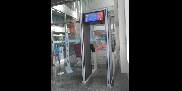 浙江写字楼安检门金属探测安检门哪里有卖 值得信赖 杭州三颗树智能科技供应